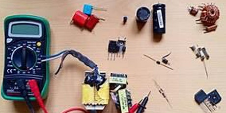 Beginners DIY Electronics tickets