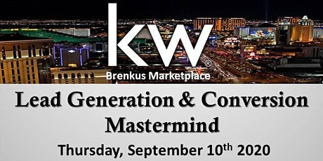 Lead Generation & Conversion Mastermind tickets
