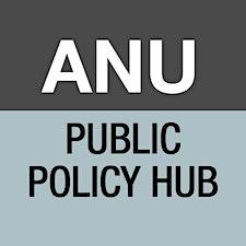 Public Policy & Societal Impact Hub, The Australian National University logo