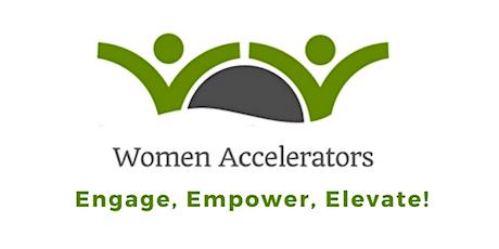 Women Accelerators *VIRTUAL* Happy Hour-May 2020 tickets