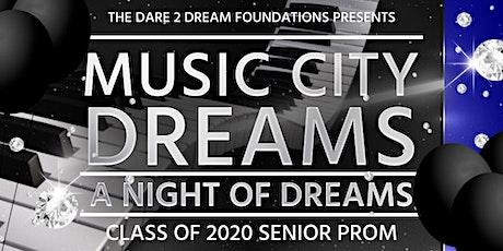 Music City Dreams ** A Night of Dreams**  tickets