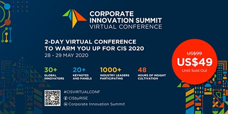 CIS Virtual Conference 2020 tickets