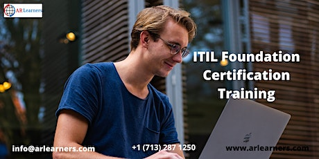 ITIL Foundation Certification Training Course In Hartford, CT,USA tickets