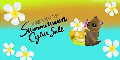 Summerween Cyber Sale tickets