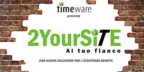 9/06 - Demo Virtual Coffee - 2yourSITE - applicazione per supporto remoto biglietti