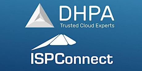 DHPA & ISPConnect Online Netwerkbijeenkomst - 'Cloud offerings & the role of MSP's' tickets