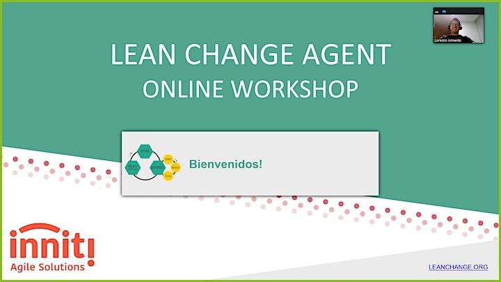 Imagen de Lean Change Agent Online Workshop