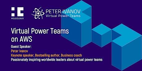 Virtual Power Teams on AWS tickets