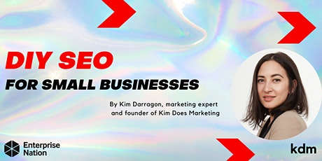 DIY SEO for small businesses tickets