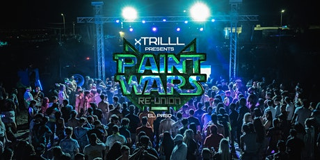 Paint Wars 3 : RE-UNION tickets