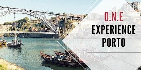 O.N.E EXPERIENCE PORTO - Curso Oficial de Cura Reconectiva® bilhetes