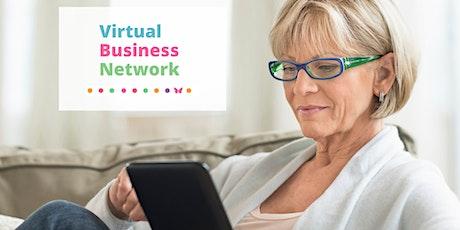 Hitchin Mocha Morning Virtual Business Networking tickets