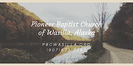 Sunday Worship 9:30 AM tickets