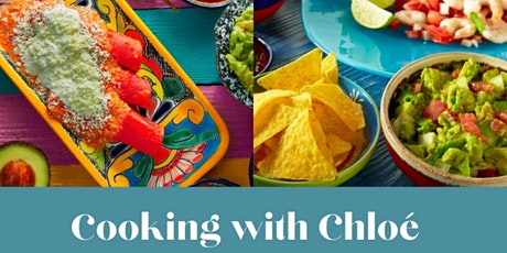 Cooking with Chloé - learn to cook with confidence (online) tickets