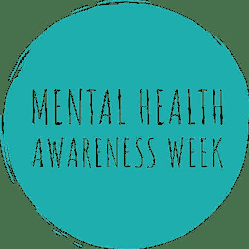 Mental Health Awareness Week logo