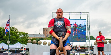 UK's Strongest Man 2021 tickets