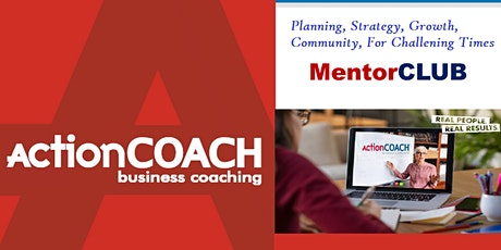 MentorCLUB -  Business Growth Programme For Challenging Times tickets
