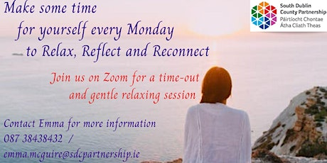 Relax, Reflect & Reconnect tickets