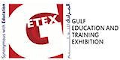 Gulf Education & Training Exhibition (GETEX) tickets