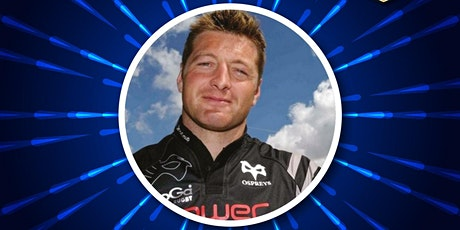 Welsh International Rugby Player at Introbiz Expo Dragons 2020 tickets