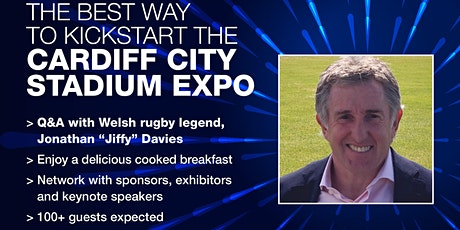 INTROBIZ EXPO NETWORKING BREAKFAST AT CARDIFF CITY STADIUM tickets
