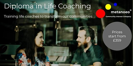 Diploma in Life Coaching tickets