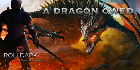 Dungeons & Dragons - A Dragon Owed tickets