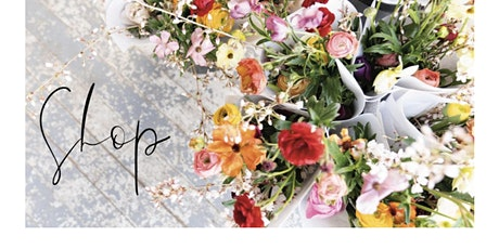 British seasonal flower bunches-contact free Tower Hamlets delivery tickets