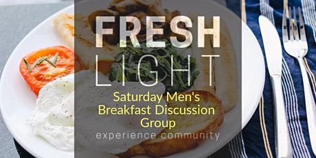Saturday Men's Breakfast Discussion Group tickets