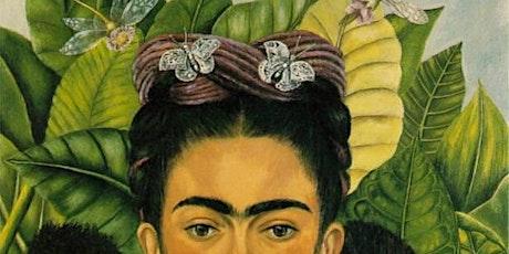 FRIDA KAHLO ONLINE:  Self Portraits and Symbolism tickets