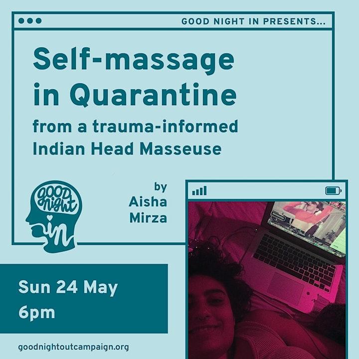 Good Night In: Self-massage in Quarantine image
