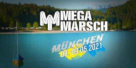 Megamarsch München 2021 Tickets