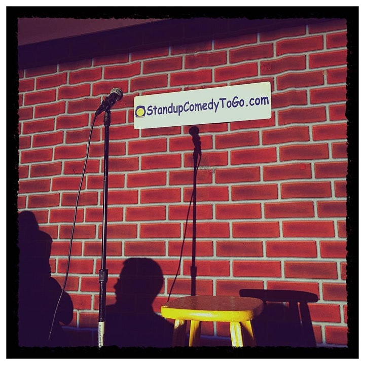 DC Standup Comedy Open Mic Night-Newbies Welcome! image