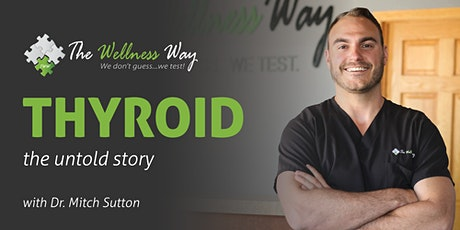 THYROID: The Untold Story  billets