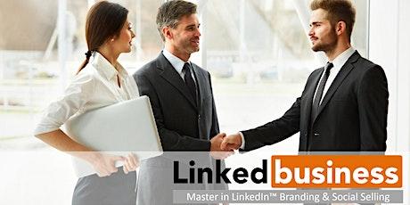 LinkedBusiness - Master Online in LinkedIn Branding & Social Selling biglietti