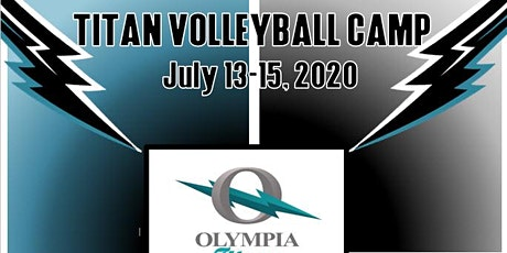 Titans Volleyball Camp tickets