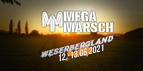 Megamarsch Weserbergland 2021 Tickets