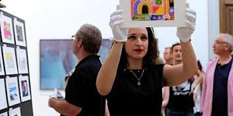 Online Art Auction: The RWA Secret Postcard Auction tickets