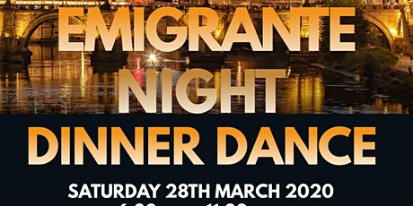 Italian Emigrante Dinner Dance tickets
