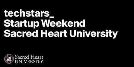 Virtual Techstars Startup Weekend: Sacred Heart University tickets