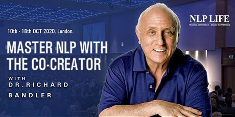 Promo! Licensed Master Practitioner of NLP™ tickets