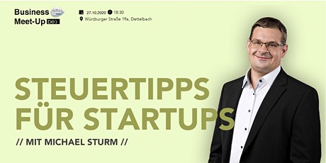 Steuertipps für Startups Tickets