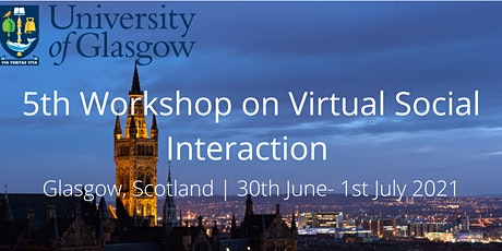 VSI Conference 30th June - 1st  July 2021 tickets