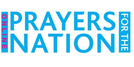 Online Prayers for the Nation - with Christians Against Poverty (Covid-19 edition) tickets