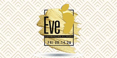 2020 EVE Awards tickets