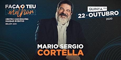 Mario Sergio Cortella em Belém ingressos