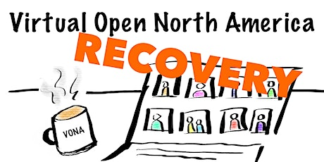Virtual Open North America - Recovery tickets