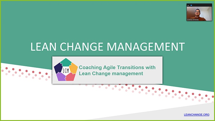 Imagen de Coaching Agile Transitions with LCM (ICP-CAT) Remote