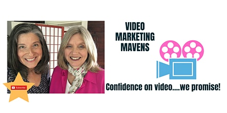 Webinar: Video Marketing for Creatives & Small Businesses tickets