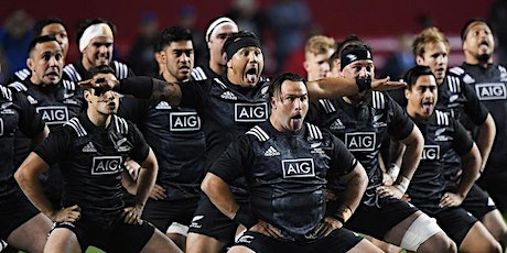 Haka Day Training CWB ingressos